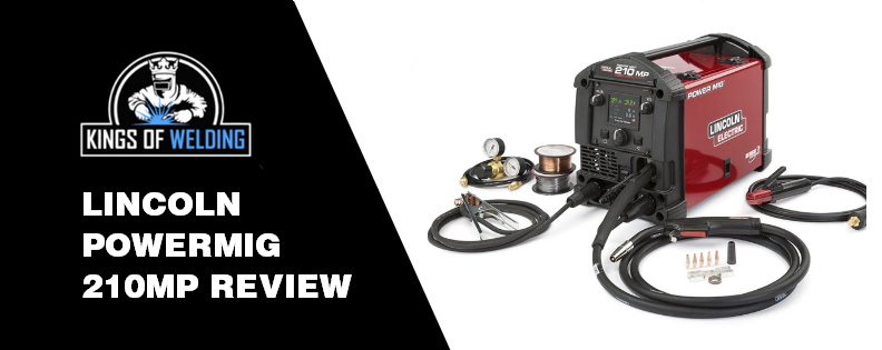 lincoln POWERMIG 210 welder review