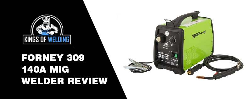 Forney 309 140-Amp MIG Review