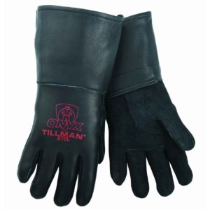 Tillman 875L Premium Top Grain Elk Welding Gloves - Large