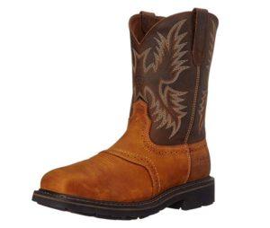 Ariat Men's Sierra Wide Square Steel Toe Work Boot