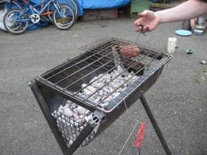 weld barbeque