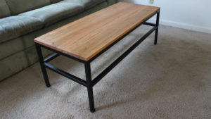 welded coffee table