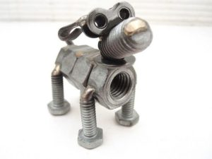 welded dog