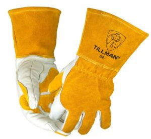 john tillman 50XL top grain leather MIG gloves