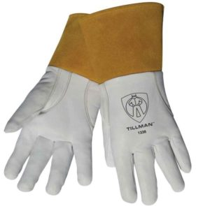 Tillman 1338M TIG welding gloves