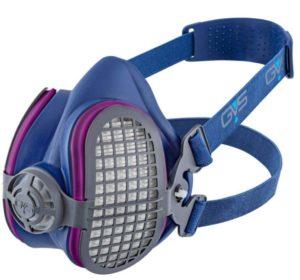 GVS Elipse P100 Half Mask Welding Respirator