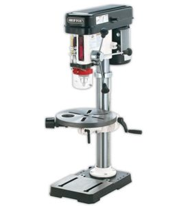 Shop Fox W1668 13-Inch Bench-Top Drill Press Spindle Sander