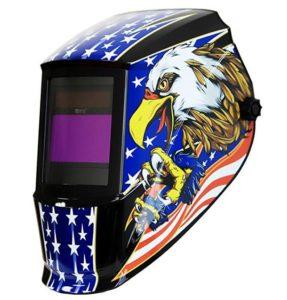 antra custom welding helmet