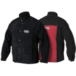 Lincoln Electric Heavy Duty Leather Welding Jacket (2)