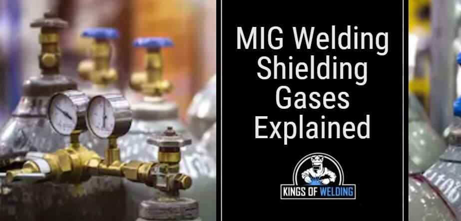 MIG Welding Gas Selection