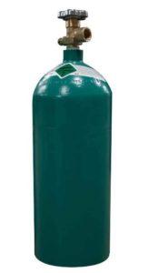 100 argon cylinder 40cf
