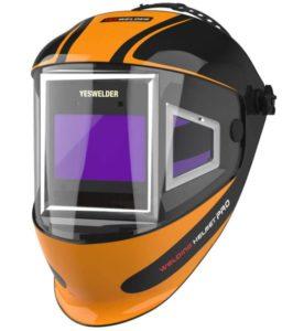 YESWELDER Panoramic 180 welding helmet