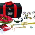 Harris Ironwork 510 DLX Oxy-Acetylene Torch Kit