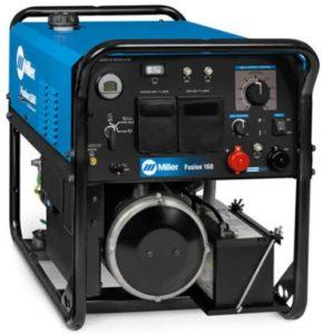Miller Fusion 160 Welder Generator